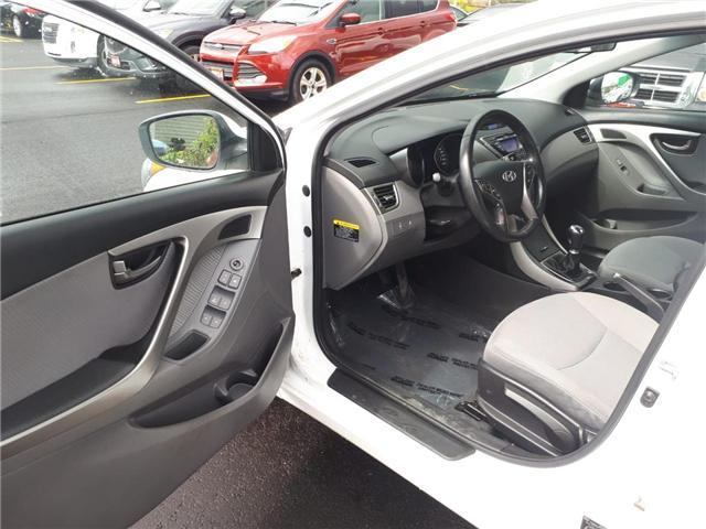 2013 Hyundai Elantra  (Stk: 179649) in Orleans - Image 7 of 25