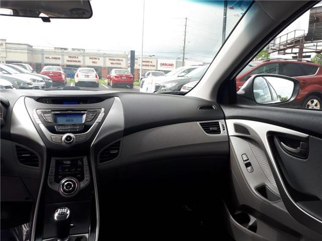 2013 Hyundai Elantra  (Stk: 179649) in Orleans - Image 11 of 25