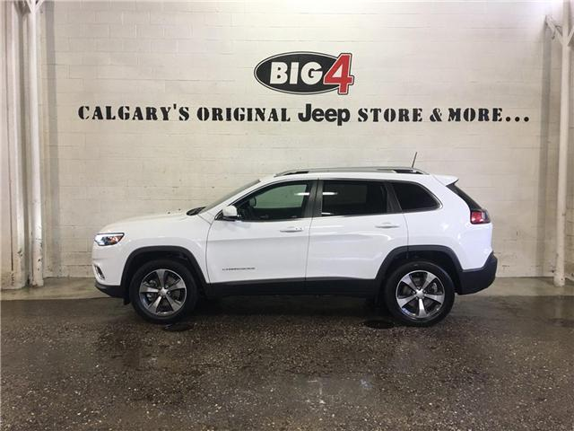 2019 Jeep Cherokee Limited (Stk: B11513) in Calgary - Image 2 of 15