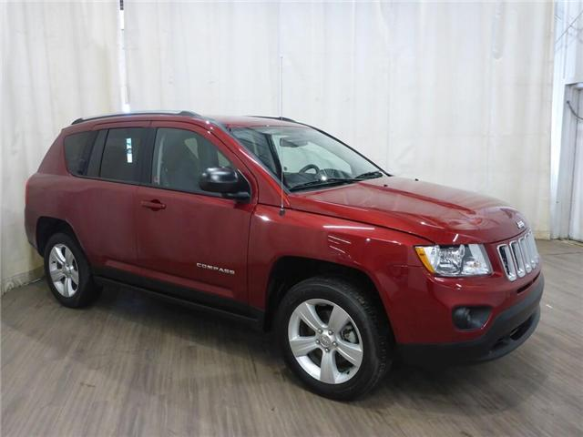 2013 Jeep Compass Sport/North (Stk: 19061362) in Calgary - Image 1 of 27