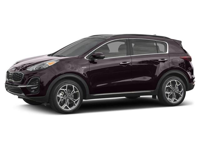 2020 Kia Sportage SX (Stk: 8111) in North York - Image 1 of 1
