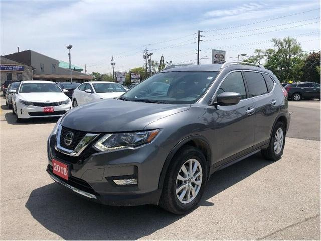 2018 Nissan Rogue SV| AWD| Backup Cam| Heat Seat| Pano Roof (Stk: 5404) in Stoney Creek - Image 2 of 23