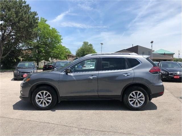 2018 Nissan Rogue SV| AWD| Backup Cam| Heat Seat| Pano Roof (Stk: 5404) in Stoney Creek - Image 2 of 22