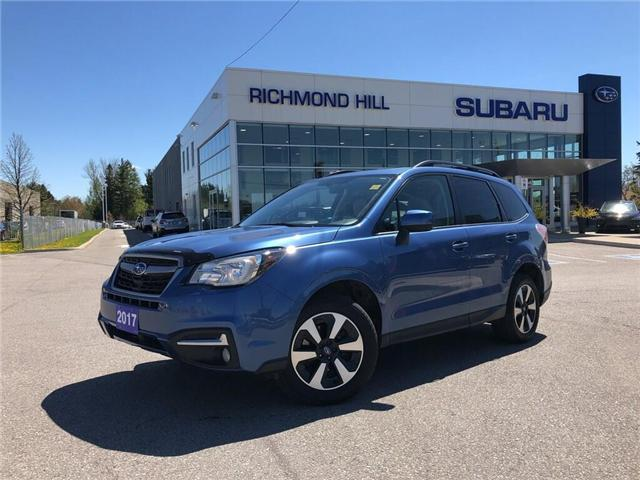 2017 Subaru Forester 2.5i Limited (Stk: T32613) in RICHMOND HILL - Image 1 of 24