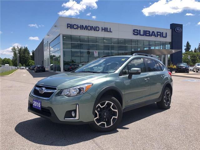 2016 Subaru Crosstrek Limited Package (Stk: LP0272) in RICHMOND HILL - Image 1 of 23