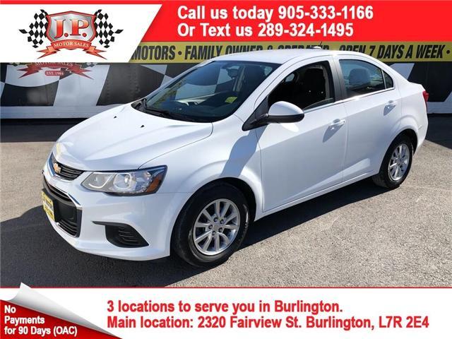 2017 Chevrolet Sonic LT Auto (Stk: 46874r) in Burlington - Image 1 of 24