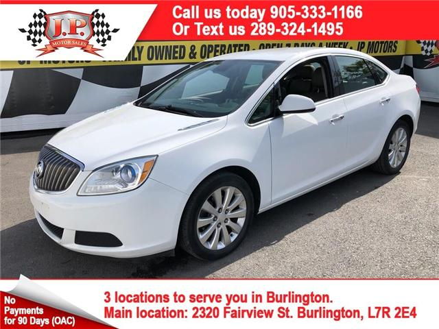2013 Buick Verano Base (Stk: 47184) in Burlington - Image 1 of 14
