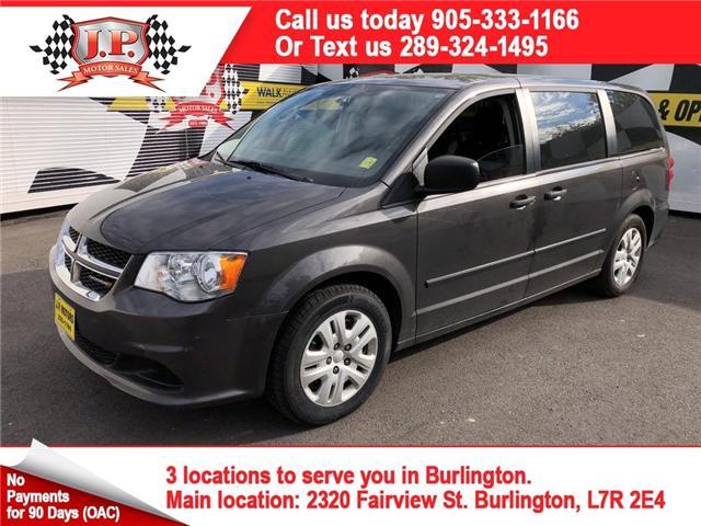 2015 Dodge Grand Caravan SE/SXT (Stk: 47154) in Burlington - Image 1 of 13
