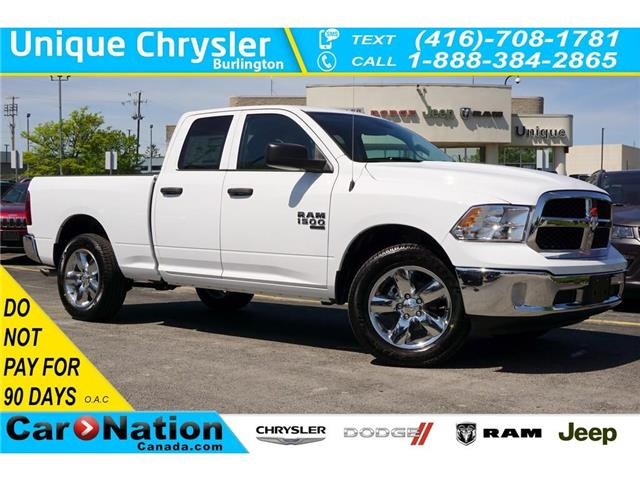 2019 RAM 1500 Classic SXT PLUS| 3.55 AXLE| BLUETOOTH| REAR CAM & MORE (Stk: K501L) in Burlington - Image 1 of 42