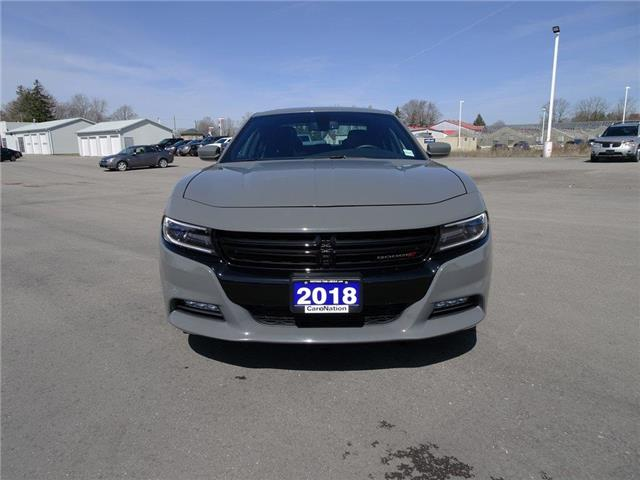 2018 Dodge Charger GT | AWD | NAV | PWR HTD SEATS | SUNROOF | (Stk: DR134) in Brantford - Image 2 of 46