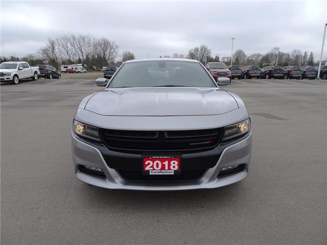 2018 Dodge Charger GT | AWD | NAV | PWR HTD SEATS | SUNROOF | (Stk: DR159) in Brantford - Image 2 of 46