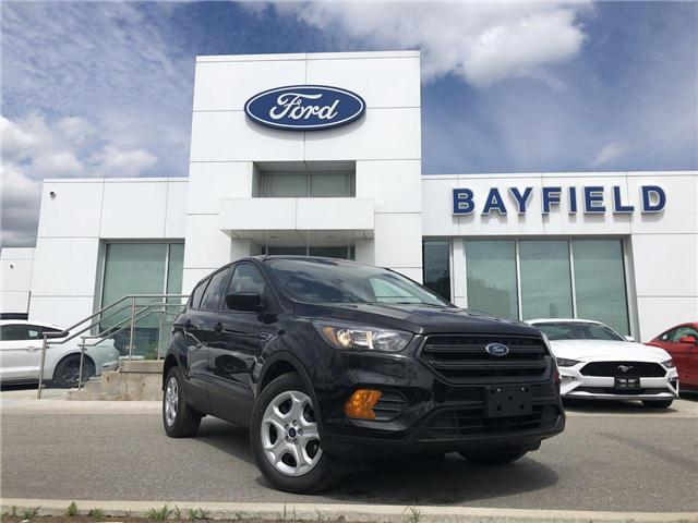 2019 Ford Escape S (Stk: ES19731) in Barrie - Image 1 of 19