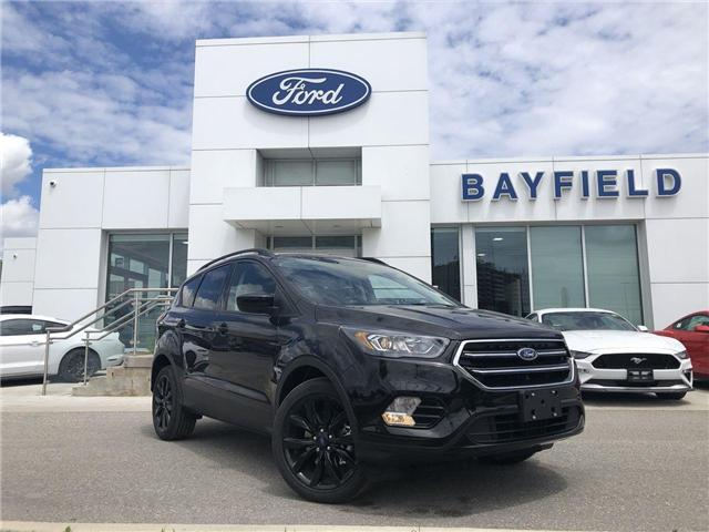 2019 Ford Escape SE (Stk: ES19749) in Barrie - Image 1 of 25