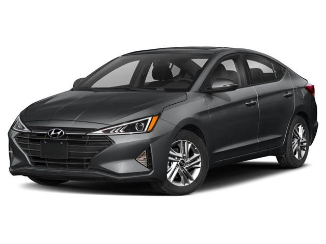 2020 Hyundai Elantra Preferred w/Sun & Safety Package (Stk: H5076) in Toronto - Image 1 of 9