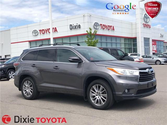 2016 Toyota Highlander  (Stk: 72279) in Mississauga - Image 1 of 19
