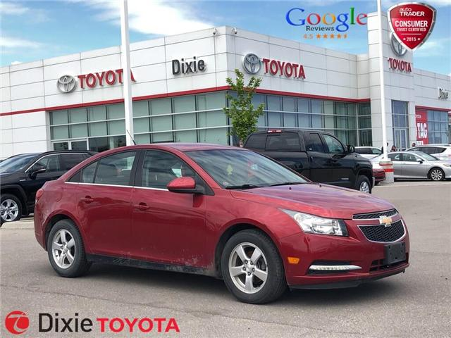 2011 Chevrolet Cruze LT Turbo (Stk: D191201A) in Mississauga - Image 1 of 15