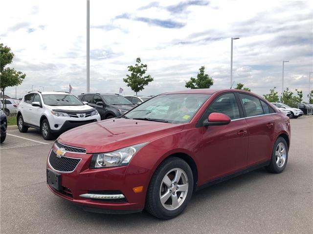 2011 Chevrolet Cruze LT Turbo (Stk: D191201A) in Mississauga - Image 3 of 15