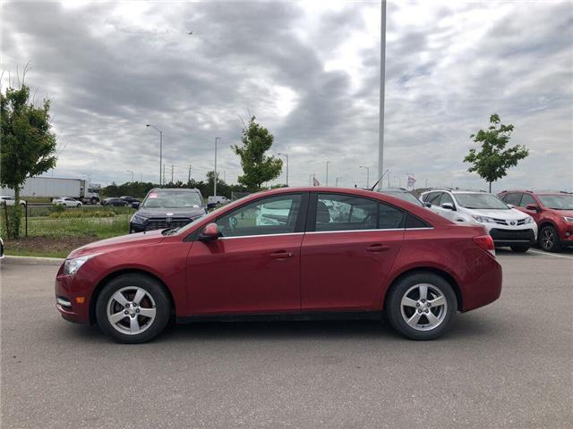 2011 Chevrolet Cruze LT Turbo (Stk: D191201A) in Mississauga - Image 4 of 15