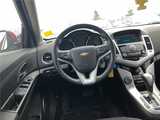 2011 Chevrolet Cruze LT Turbo (Stk: D191201A) in Mississauga - Image 13 of 15
