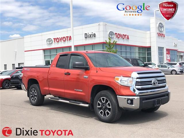 2016 Toyota Tundra  (Stk: D191621A) in Mississauga - Image 1 of 22