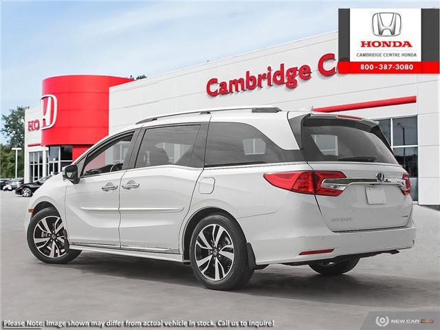 2019 Honda Odyssey Touring (Stk: 19923) in Cambridge - Image 4 of 24