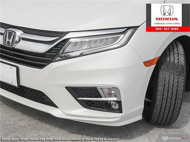 2019 Honda Odyssey Touring (Stk: 19923) in Cambridge - Image 10 of 24