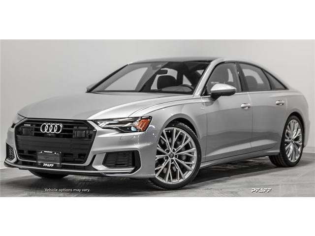 2019 Audi A6 55 Technik (Stk: T15971) in Vaughan - Image 1 of 21
