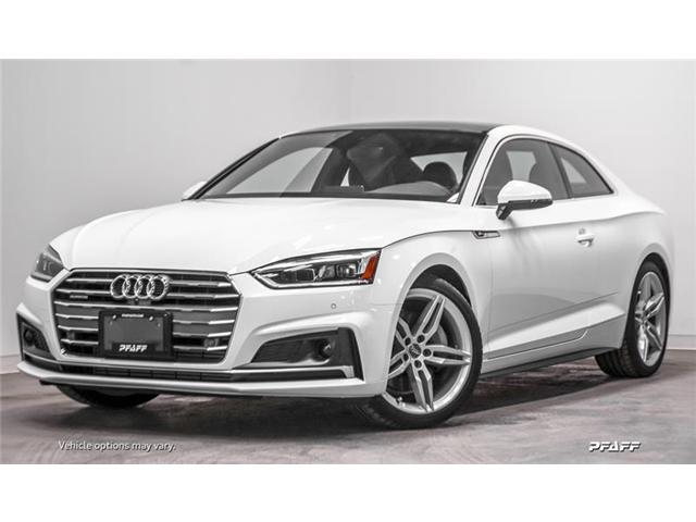 2019 Audi A5 45 Tecknik (Stk: T16033) in Vaughan - Image 1 of 22