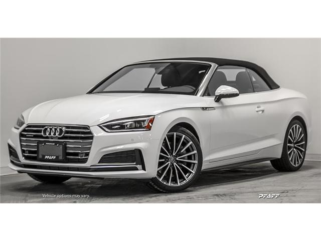 2019 Audi A5 45 Technik (Stk: T16309) in Vaughan - Image 1 of 22