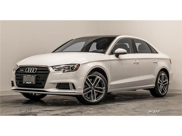 2019 Audi A3 45 Progressiv (Stk: T16559) in Vaughan - Image 1 of 22