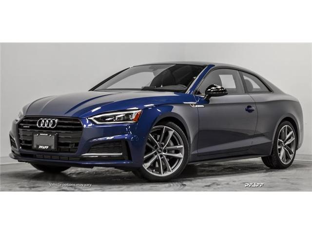 2019 Audi A5 45 Progressiv (Stk: T16573) in Vaughan - Image 1 of 22