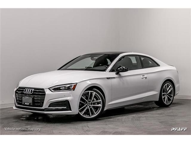 2019 Audi A5 45 Progressiv (Stk: T16650) in Vaughan - Image 1 of 22