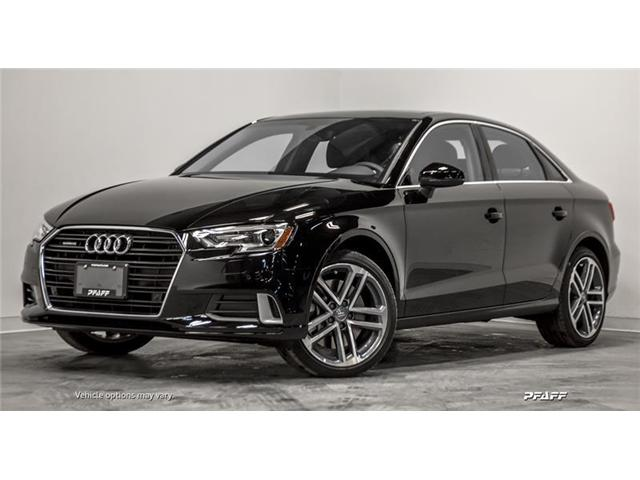 2019 Audi A3 45 Progressiv (Stk: T16715) in Vaughan - Image 1 of 22
