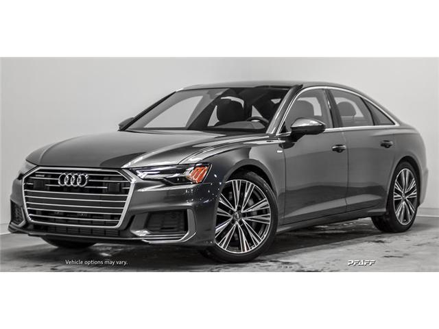 2019 Audi A6 55 Progressiv (Stk: T16315) in Vaughan - Image 1 of 22