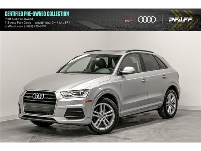 2016 Audi Q3 2.0T Komfort (Stk: C6900) in Vaughan - Image 1 of 22