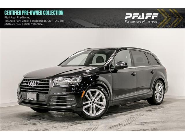 2018 Audi Q7 3.0T Technik (Stk: T14020) in Vaughan - Image 1 of 21