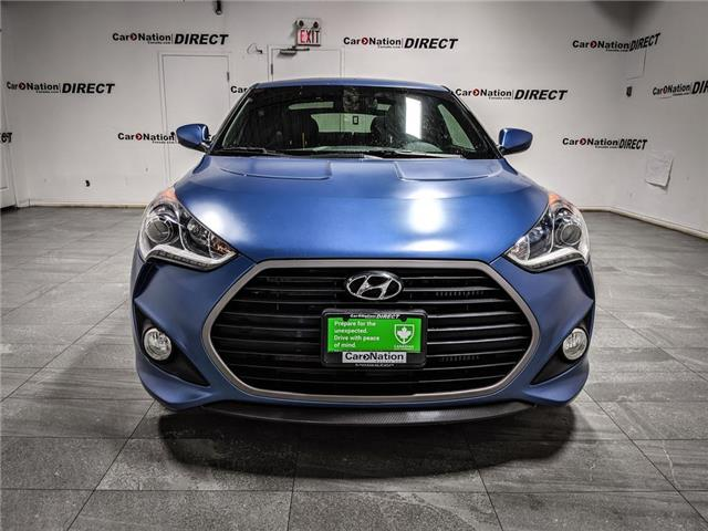 2016 Hyundai Veloster  (Stk: DRD2325A) in Burlington - Image 2 of 33