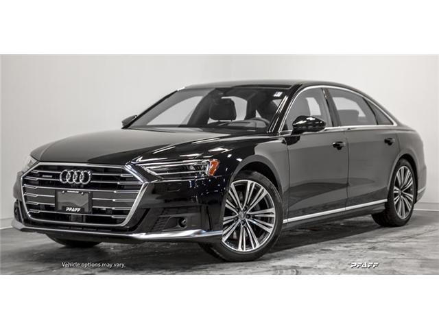 2019 Audi A8 L 55 (Stk: T16264) in Vaughan - Image 1 of 21