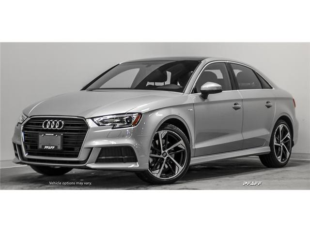 2019 Audi A3 40 Progressiv (Stk: T16325) in Vaughan - Image 1 of 22