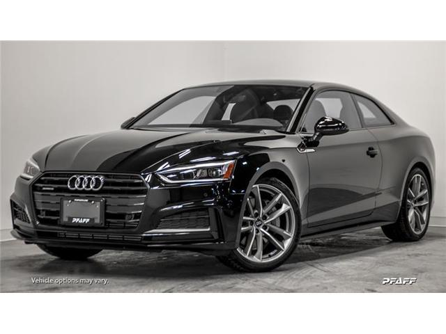 2019 Audi A5 45 Progressiv (Stk: T16488) in Vaughan - Image 1 of 18