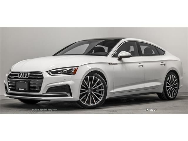 2019 Audi A5 45 Progressiv (Stk: T16689) in Vaughan - Image 1 of 22
