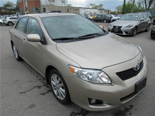 2009 Toyota Corolla LE (Stk: 78898A) in Toronto - Image 1 of 18