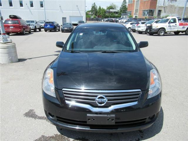 2009 Nissan Altima 2.5 S (Stk: 16135AB) in Toronto - Image 1 of 16