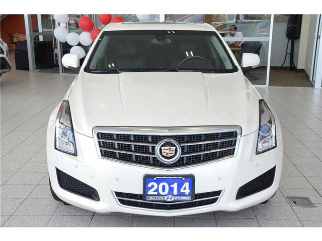 2014 Cadillac ATS 2.0L Turbo Luxury (Stk: 148115A) in Milton - Image 2 of 39