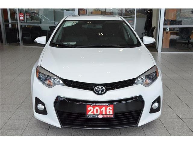 2016 Toyota Corolla  (Stk: 635088) in Milton - Image 2 of 42
