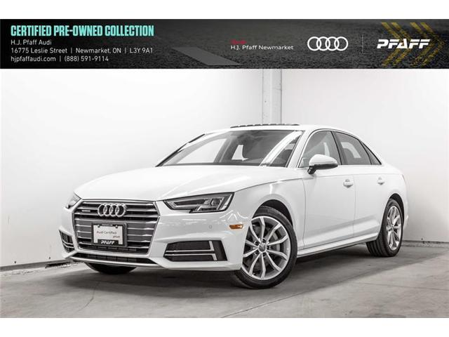 2018 Audi A4 2.0T Progressiv (Stk: 53230) in Newmarket - Image 1 of 22