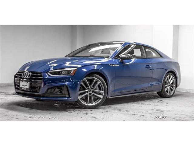 2019 Audi A5 45 Technik (Stk: A12182) in Newmarket - Image 1 of 22