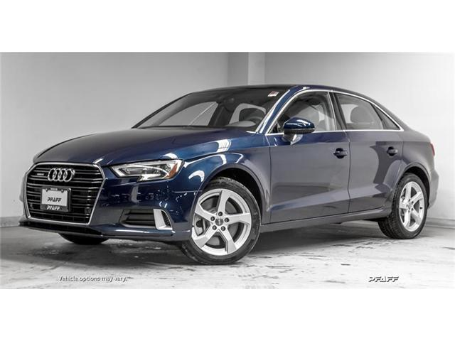 2019 Audi A3 45 Komfort (Stk: A12188) in Newmarket - Image 1 of 22