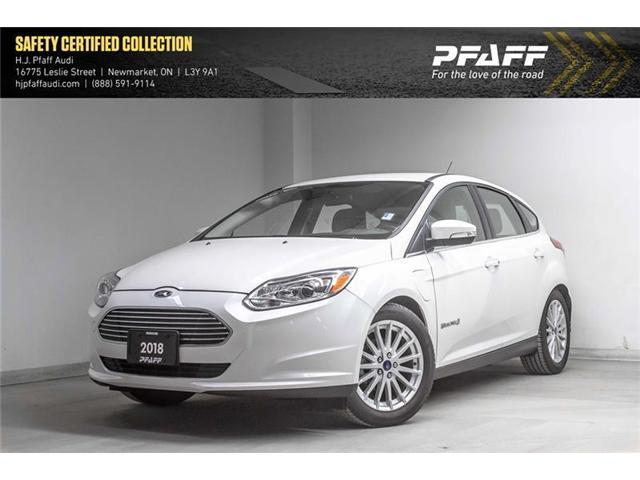 2018 Ford Focus Electric Base (Stk: 53204A) in Newmarket - Image 1 of 22