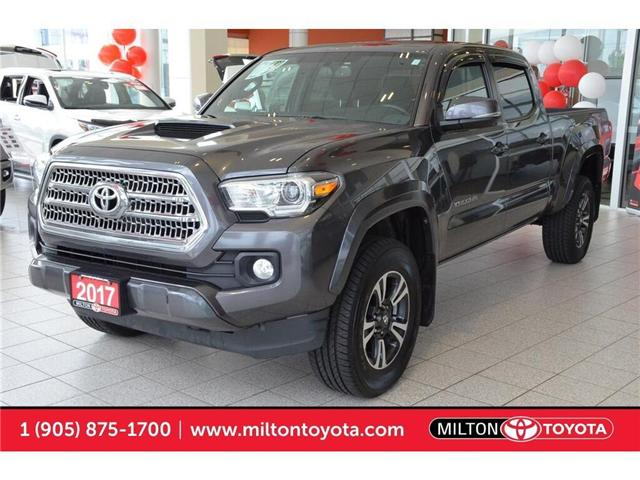 2017 Toyota Tacoma  (Stk: 014257) in Milton - Image 1 of 42